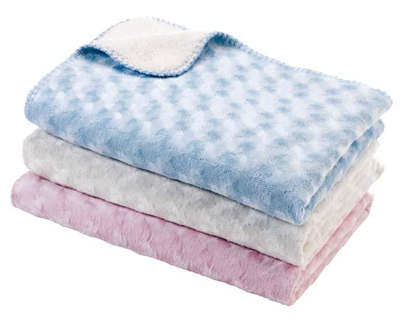 textil doppelte fleece decke. Black Bedroom Furniture Sets. Home Design Ideas